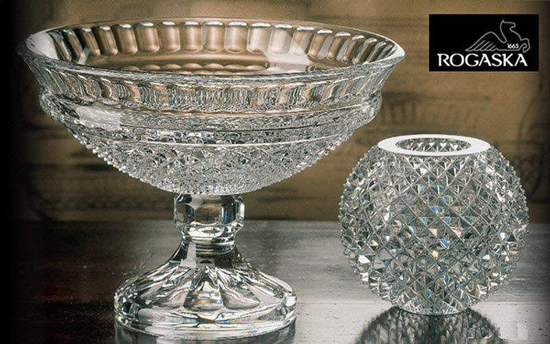 ROGASKA Copa decorativa Estuches & recipientes contenedores Objetos decorativos  |