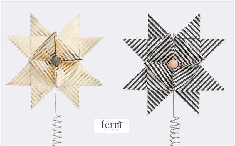 Ferm Living Estrella de Navidad Decoración y motivos navideños Navidad y Fiestas   
