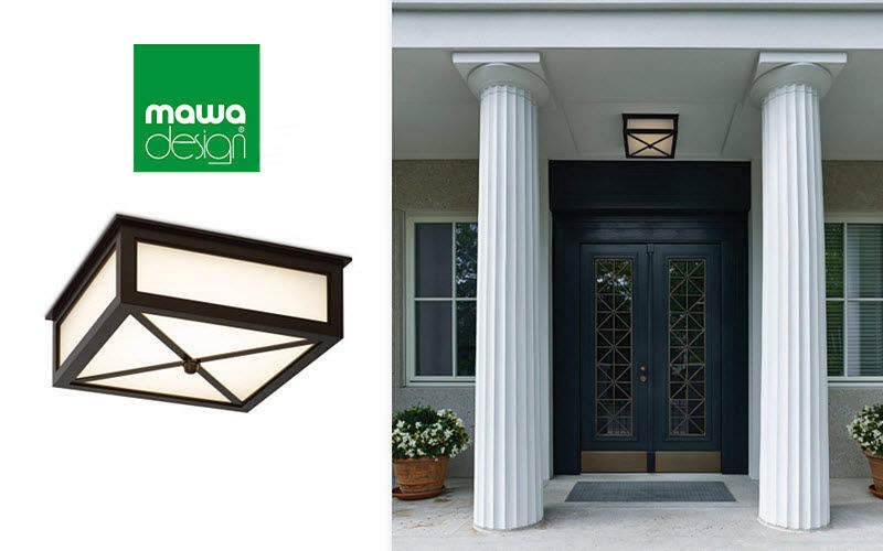 Mawa Design Aplique de exterior Lámparas y focos de exterior Iluminación Exterior   