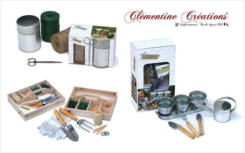 Clementine Creations Kit de jardinería Jardinería Jardín Diverso  |