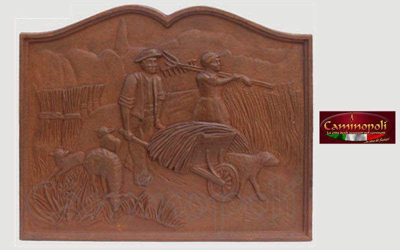CAMINOPOLI Placa de chimenea Placas Chimenea  |