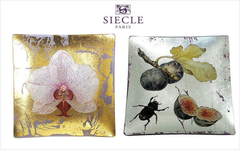 Siecle Paris Plato de postre Presenta-platos Vajilla   