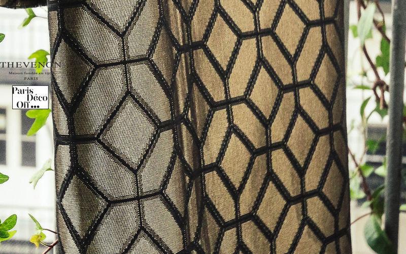 THEVENON Tela para tapicerías Telas decorativas Tejidos Cortinas Pasamanería   
