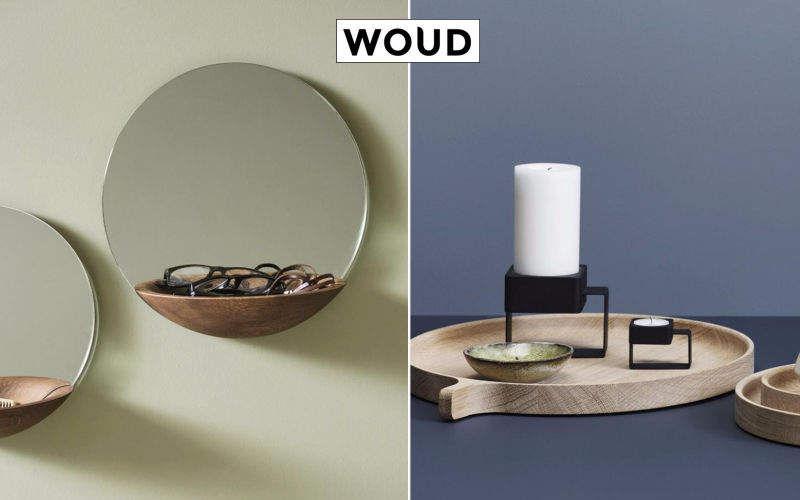 WOUD Espejo Espejos Objetos decorativos   