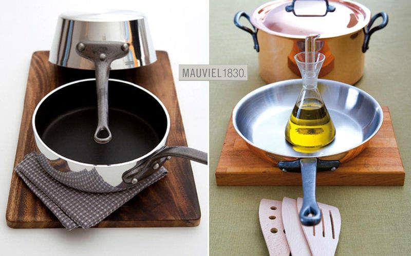 Mauviel Sartén de cocina Sartenes Cocción  |