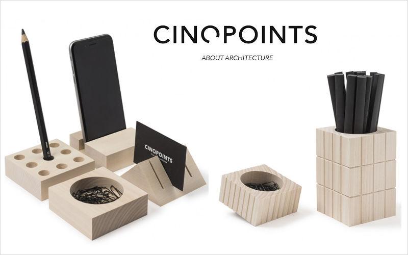 CINQPOINTS Organizador de escritorio Material de oficina Papelería - Accesorios de oficina  |