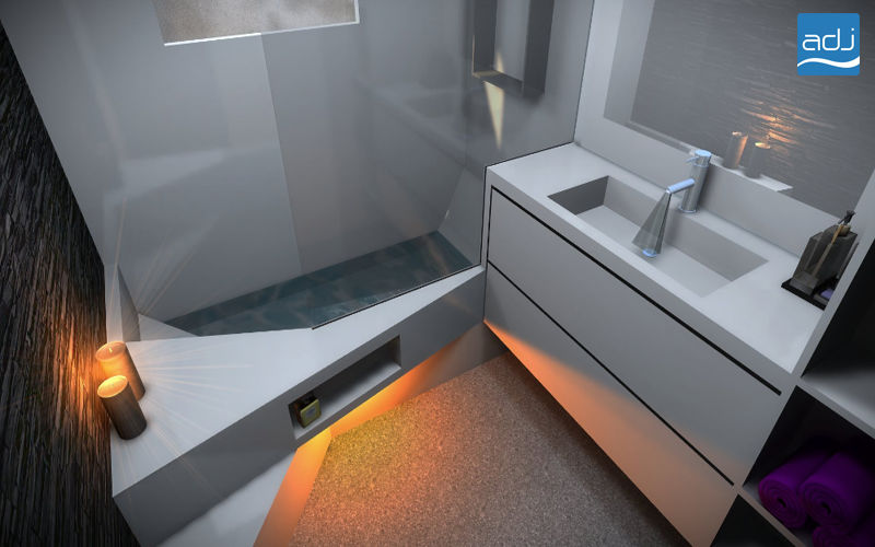 ADJ Cuarto de baño Baño completo Baño Sanitarios  |