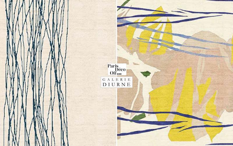 Diurne Alfombra contemporánea Alfombras contemporáneas Alfombras Tapices  |