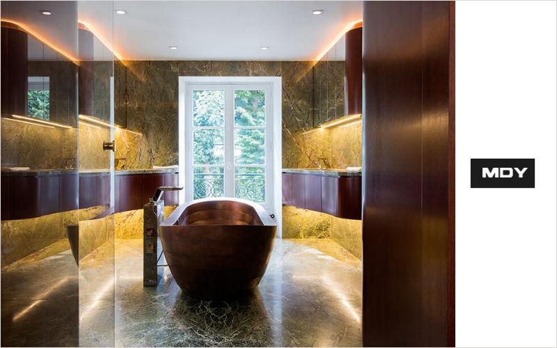 Marbrerie Des Yvelines Azulejos para cuarto de baño Azulejos para paredes Paredes & Techos  |