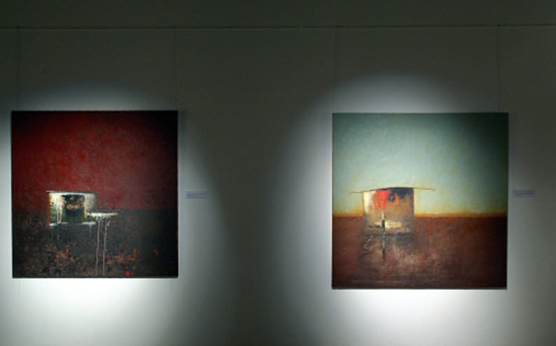 Francois Cante Pacos Obra contemporánea Pintura Arte  |