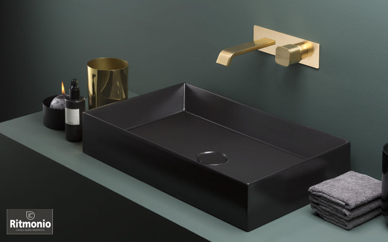 Ritmonio Grifo para lavabo Grifería Baño Sanitarios  |