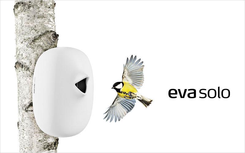 EVA SOLO Casa de pájaros Ornamentos de exterior Jardín Diverso Jardín-Piscina | Rústico