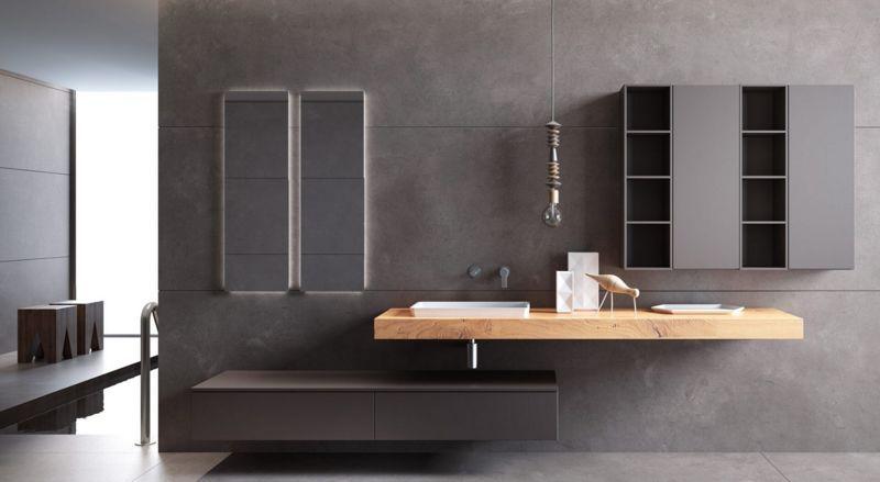 BMT Cuarto de baño Baño completo Baño Sanitarios Baño | Design Contemporáneo