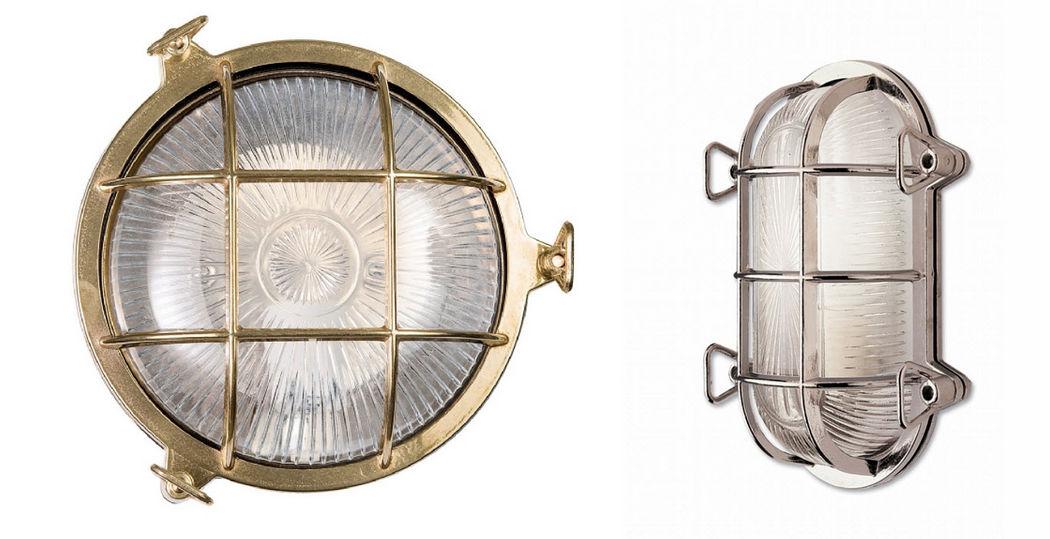 Moretti Luce Aplique de exterior Lámparas y focos de exterior Iluminación Exterior   