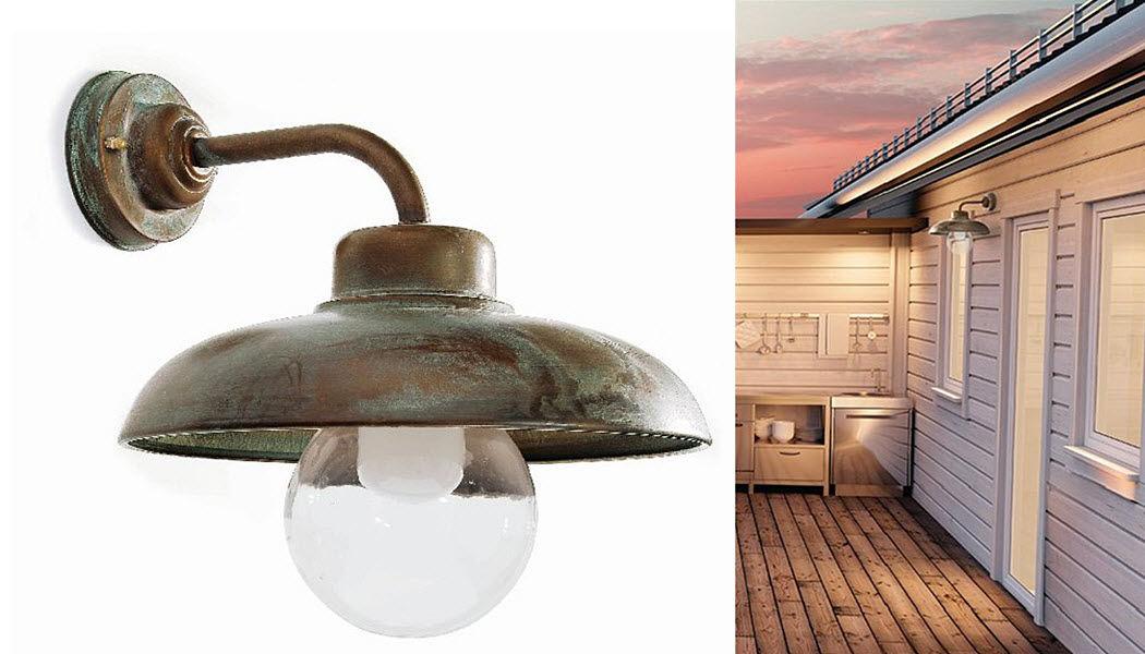 Cristher Aplique de exterior Lámparas y focos de exterior Iluminación Exterior   