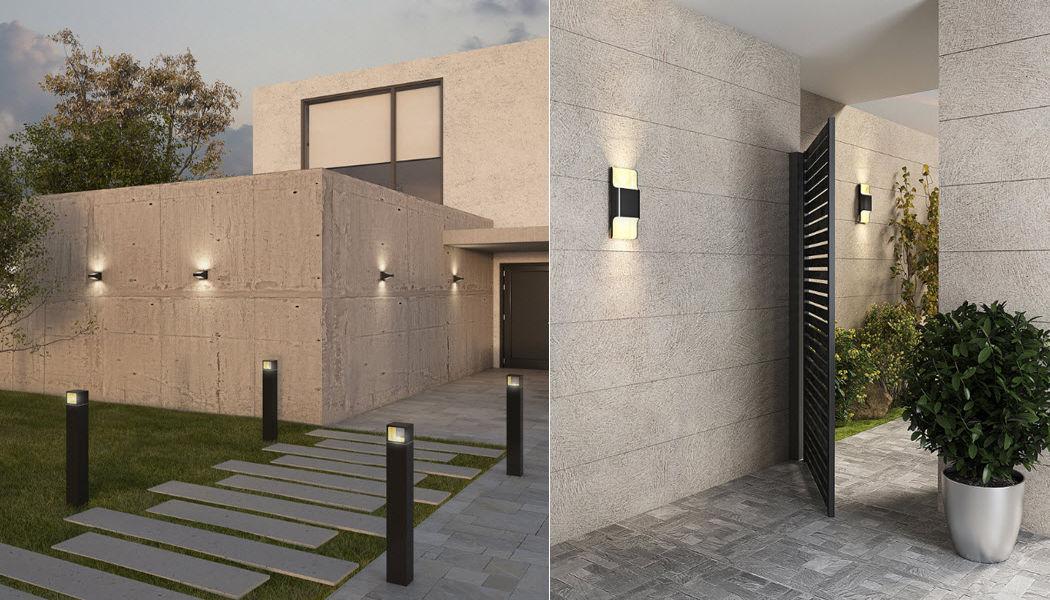 DALS Aplique de exterior Lámparas y focos de exterior Iluminación Exterior  |