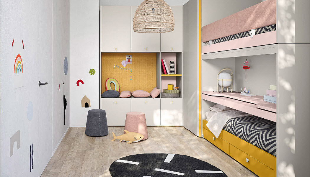 HAPPY HOURS Literas de Miños Dormitorio infantil El mundo del niño  |