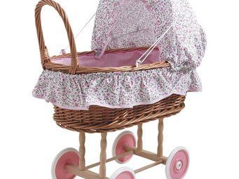 Aubry-Gaspard - berceau jouet fille -
