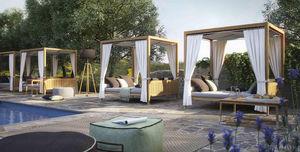 ITALY DREAM DESIGN - Cama para exterior