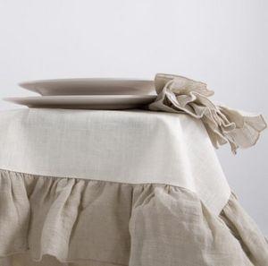 BORGO DELLE TOVAGLIE -  - Mantel Rectangular