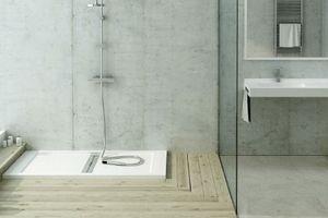 Plato de ducha para empotrar
