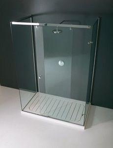 Puerta de ducha deslizante