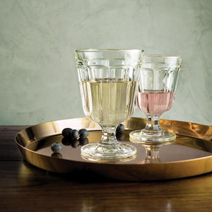 Juegos de cristal (copas & vasos)