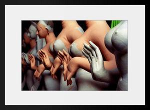 PHOTOBAY - clay idols n°2 - Fotografía