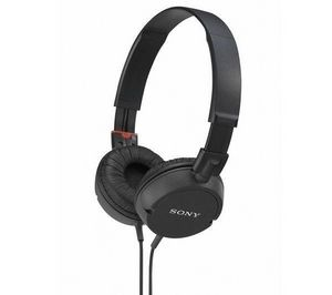 SONY - casque mdr-zx100 - noir - Cascos