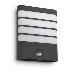 Philips - applique extérieure détecteur raccoon ir led ip44  - Aplique De Exterior