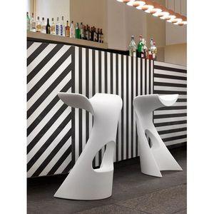 SLIDE - tabouret de bar slide koncord - Silla Alta