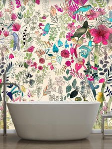 WALLPEPPER - flowers & nature - Papel Pintado Panorámico