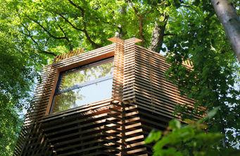 Lavit - origin-- - Cabaña En Árboles