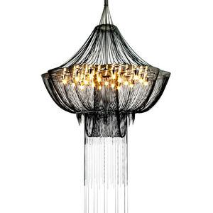 ALAN MIZRAHI LIGHTING - chain009f flower - Araña