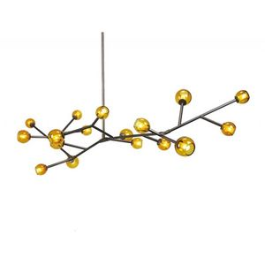 ALAN MIZRAHI LIGHTING - wm108 vintage branch - Araña