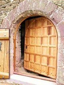 Ateliers Pierre-Yves Lancelot -  - Puerta De Entrada Maciza