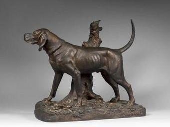 Air de Chasse -  - Escultura De Animal