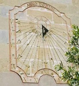 Materiaux Anciens Labrouche Fils -  - Reloj De Sol
