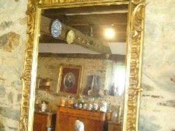 antiquites materiaux anciens deco de jardins - miroir - Espejo