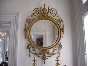FAITH GRANT THE CONNOIssEUR'S SHOP - adams mirror - Espejo