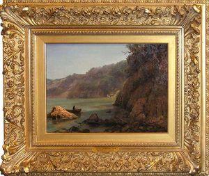 ARADER GALLERIES - vue de san francisco vers 1871 - Óleo Sobre Tela Y Óleo Sobre Panel