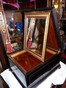 Art & Antiques - coffret de voyage napoléon iii objet rare - Joyero