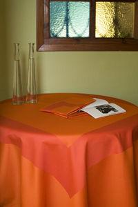 Les Tissages du Soleil - style - Mantel Redondo