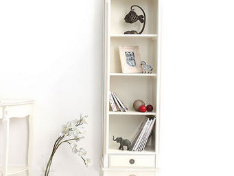 Miliboo - bianca bibliotheque - Columna