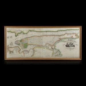 Expertissim - david h. burr, city and county of new-york - Mapa