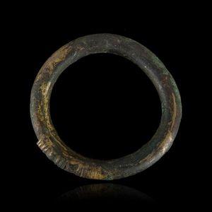 Expertissim - bracelet en bronze - Pulsera
