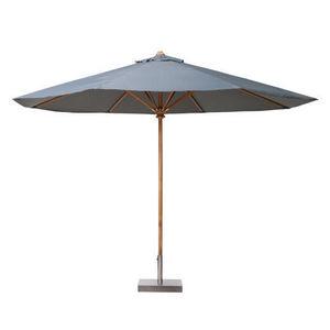 Maisons du monde - parasol 250 cm rond gris oléron - Sombrilla