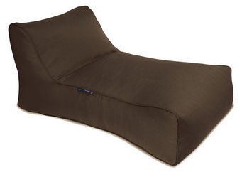 AMBIENT LOUNGE - studio lounger outdoor - mud cake chocolate - Sill�n Bajo