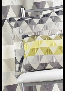HOMEMAISON.COM - coussin en jacquard aux motifs géométriques rectan - Cojín De Silla