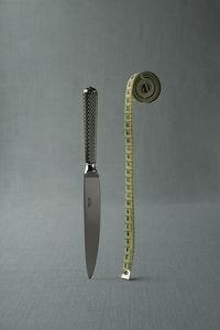 Ercuis -  - Cuchillo De Mesa
